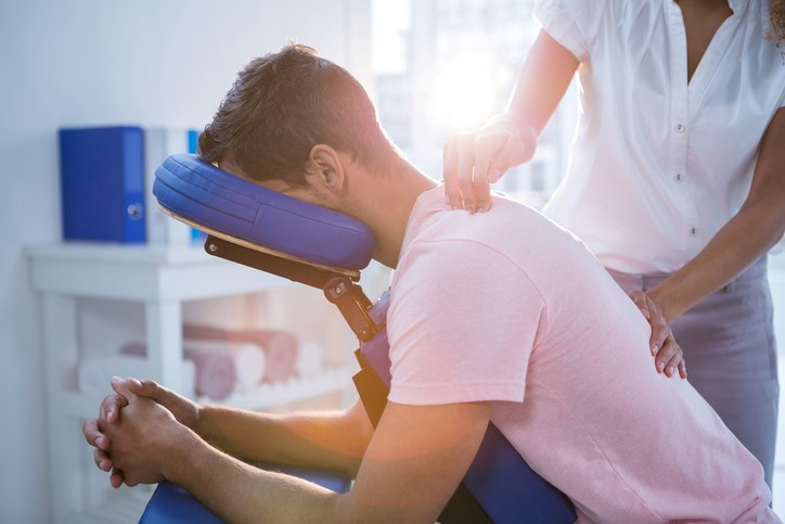 Spinal Adjustment in Mayodan, North Carolina